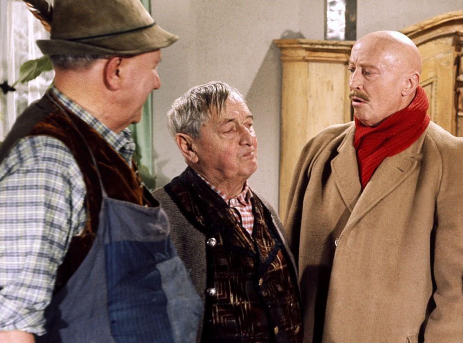 Der Verkaufte Großvater Film