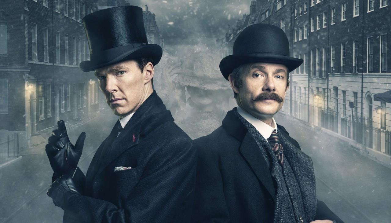 Sherlock 4.Staffel