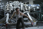 Mächtig böse: Hugh Jackman als Wolverine