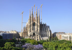<i>Die</i> Touristenattraktion in Barcelona: die