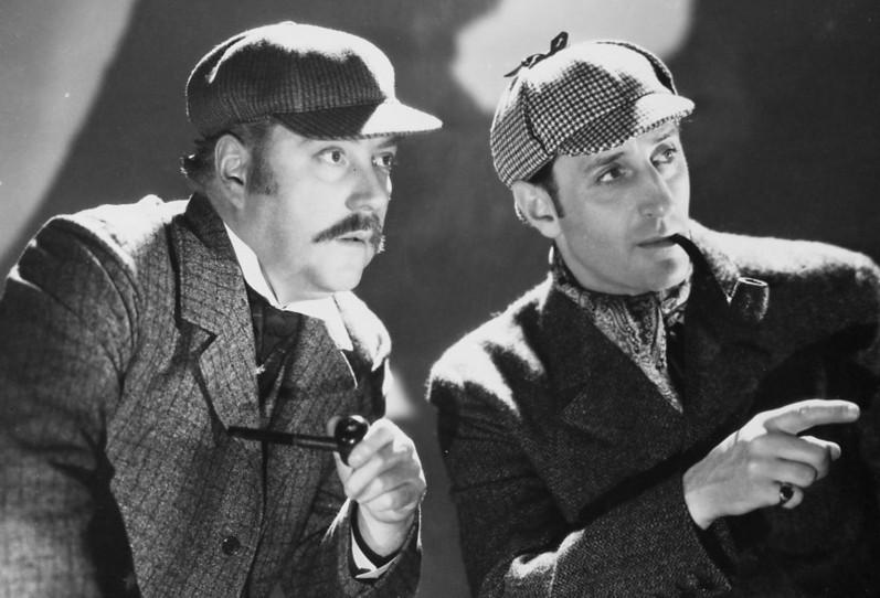 Sherlock holmes der hund von baskerville trailer for Der hund von baskerville