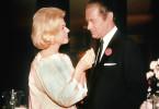 Du bildest dir alles nur ein! Tony (Rex Harrison) beruhigt seine Frau Kit (Doris Day)