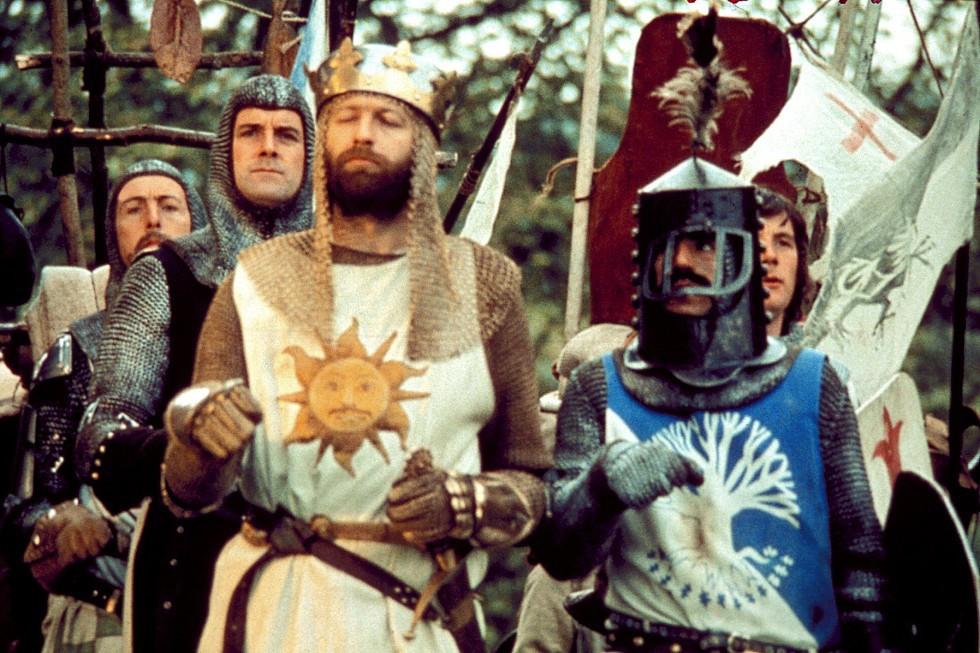Ritter Der Kokosnuss Schauspieler