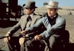 Sind nicht die besten Freunde: Gregory Peck (l.) und Charlton Heston