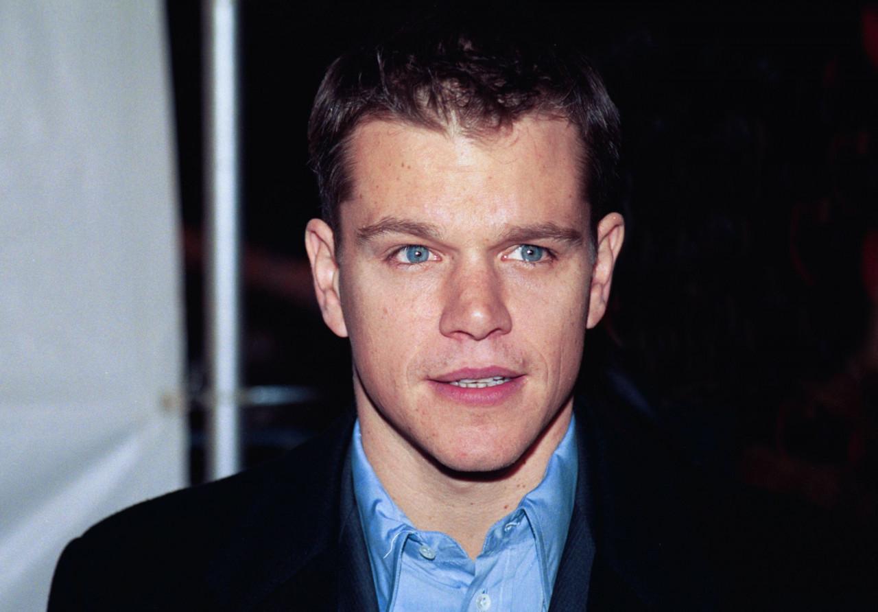 Das Ist Matt Damon