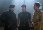 Wieder im Einsatz: Jason Statham, Sylvester Stallone und Arnold Schwarzenegger (v.l.)