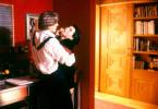 Ihre erotische Beziehung wird zur Obsession: Jeremy  Irons und Juliette Binoche