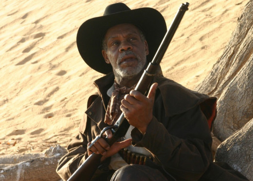 Westernheld in Afrika? Danny Glover