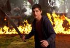 Furchtlos im Einsatz: Logan Lerman als Percy