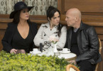 Bruce Willis mit Ex- (Catherine Zeta-Jones, l.)