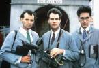 So, jetzt geht's den Gespenstern an die Pelle: Bill Murray, Dan Aykroyd und Harold Ramis (v. l.)