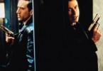 Einer wird auf der Strecke bleiben: Nicolas Cage (l.) oder John Travolta?