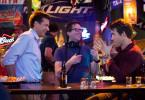 Spaß mit Regisseur (M.) Jason Bateman (l.) und Ryan Reynolds