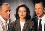 Gruppenbild mit Dame: Jodie Foster umringt von Anthony Hopkins (l.) und Scott Glenn