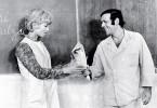 Schlachter Popoul (Jean Yanne) hat sich in Lehrerin Hélène (Stéphane Audran) verliebt