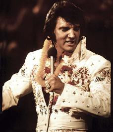 The show must go on! Elvis on Tour
