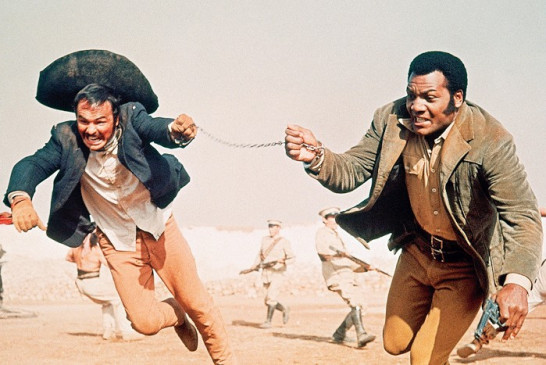 Flucht in Ketten: Yaqui Joe Herrera (Burt