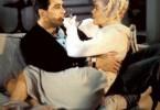 Das ist doch mal ein nettes Geflüster! Rock Hudson und Doris Day