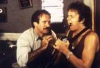 Glaub' mir doch, ein Pfefferminz schmeckt wirklich  besser! Robin Williams (l.) und Tim Robbins