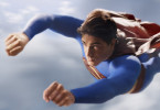 Up, up and away: Newcomer Brandon Routh
