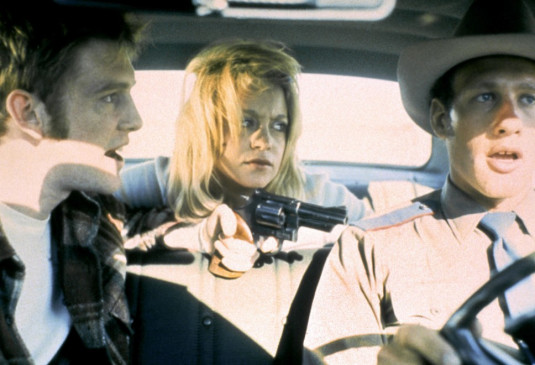 Lou Jean (Goldie Hawn) und Clovis (William