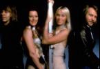 ABBA auf der Höhe des Erfolges während der Australien Tour 1977