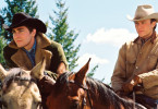 Scheinbare Wild-West-Idylle: Jake Gyllenhaal (l.)