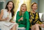 Freuen sich auf Carries Hochzeit: Kristin Davis, Kim Cattrall und Cynthia Nixon (v.l.)