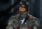 Chris Evans als Captain America.
