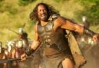 "Hauptsache schön martialisch: Dwayne ""The Rock"" Johnson als Hercules."