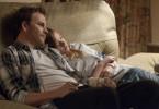 Langeweile auf dem Sofa: Stephen Dorff und Filmtochter Elle Fanning