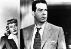 Da kommt er! Barbara Stanwyck und Fred MacMurray