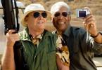 Kurz vor dem Tod - endlich Spaß am Leben! Jack Nicholson und Morgan Freeman