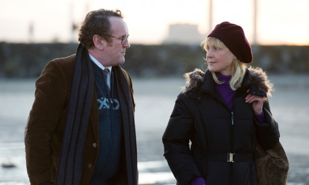 Zarte Bande: Colm Meaney und Milka Ahlroth