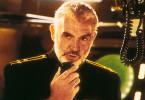 Mit Volldampf Richtung Westen! Sean Connery als U-Boot-Kapitän Ramius