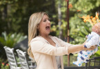 Schockschwerenot, das Baby brennt! Ashley Tisdale in Not