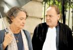 Es fängt so harmlos an... Bruno Ganz und Monica Bleibtreu
