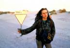 Sandrine Bonnaire in der Rolle der Herumtreiberin  Mona