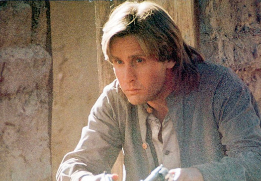 "Emilio Estevez als William H. Bonney alias ""Billy