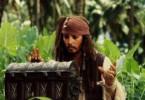 Was für eine Überraschung! Johnny Depp spielt wieder Jack Sparrow.