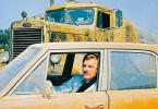 Was der Kerl in dem Truck wohl von mir will? Dennis  Weaver als verfolgter Handlungsreisender