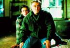 Keine Angst mein Sohn, ich bin da! Robert De Niro (r.) mit James Franco
