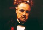 Marlon Brando als Mafia-Oberhaupt Don Vito Corleone