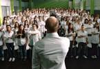 Die Massen sind begeistert: Jürgen Vogel als charismatischer Lehrer