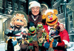 Michael Caine im Kreise der berühmten Muppets