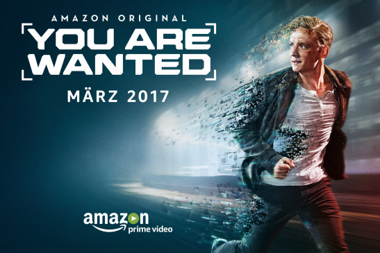 "Matthias Schweighöfer spielt Lukas Franke in der Amazon-Serie ""You Are Wanted""."