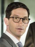 """Immer wieder als zwielichtiger Typ besetzt: Christoph Bach (hier im """"Tatort - Lu"""")."""