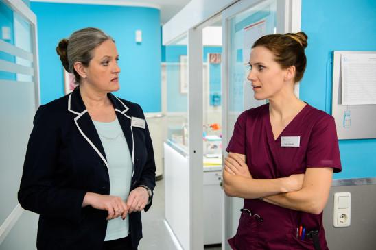 Bettys diagnose sendetermine staffel infos und mehr for Bettys diagnose