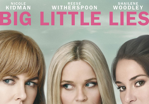 "Nicole Kidman, Reese Witherspoon und Shailene Woodley in ""Big Little Lies""."