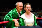 Oscar-Gewinner unter sich: Clint Eastwood und Hilary Swank